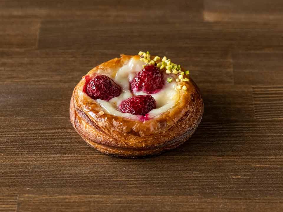 フランボワーズクリームチーズ
