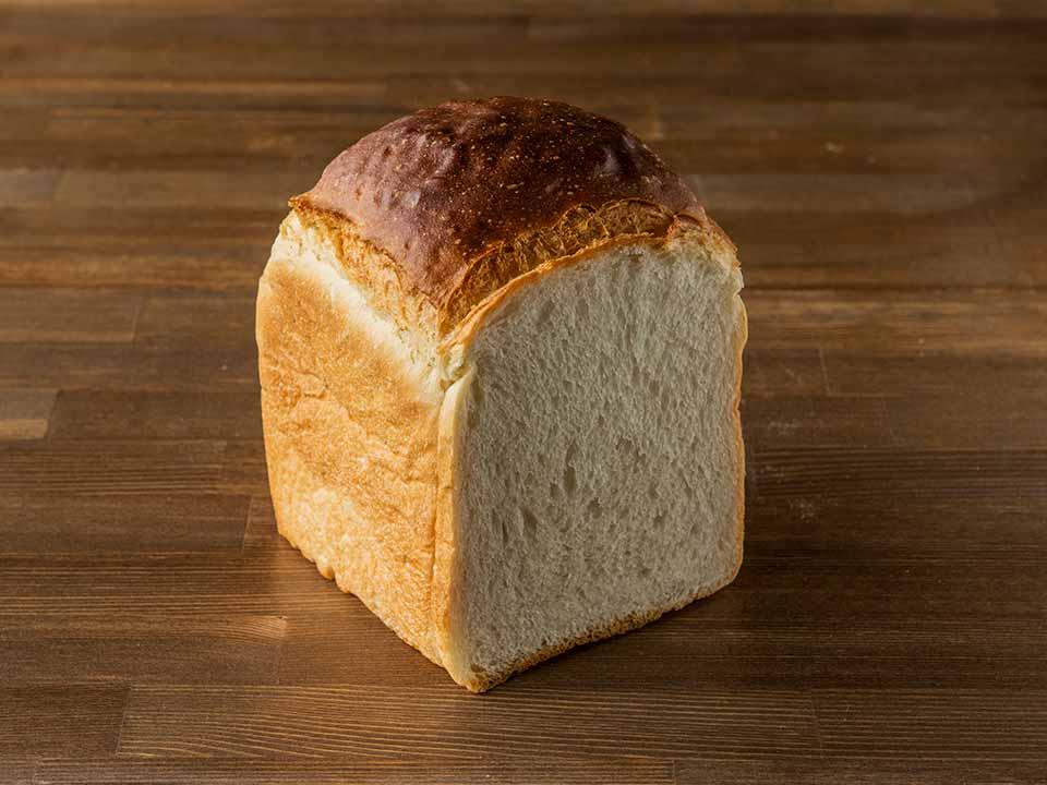 新潟小麦山型食パン